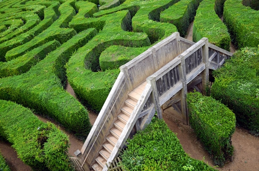 Baubetreuung - Labyrinth-min