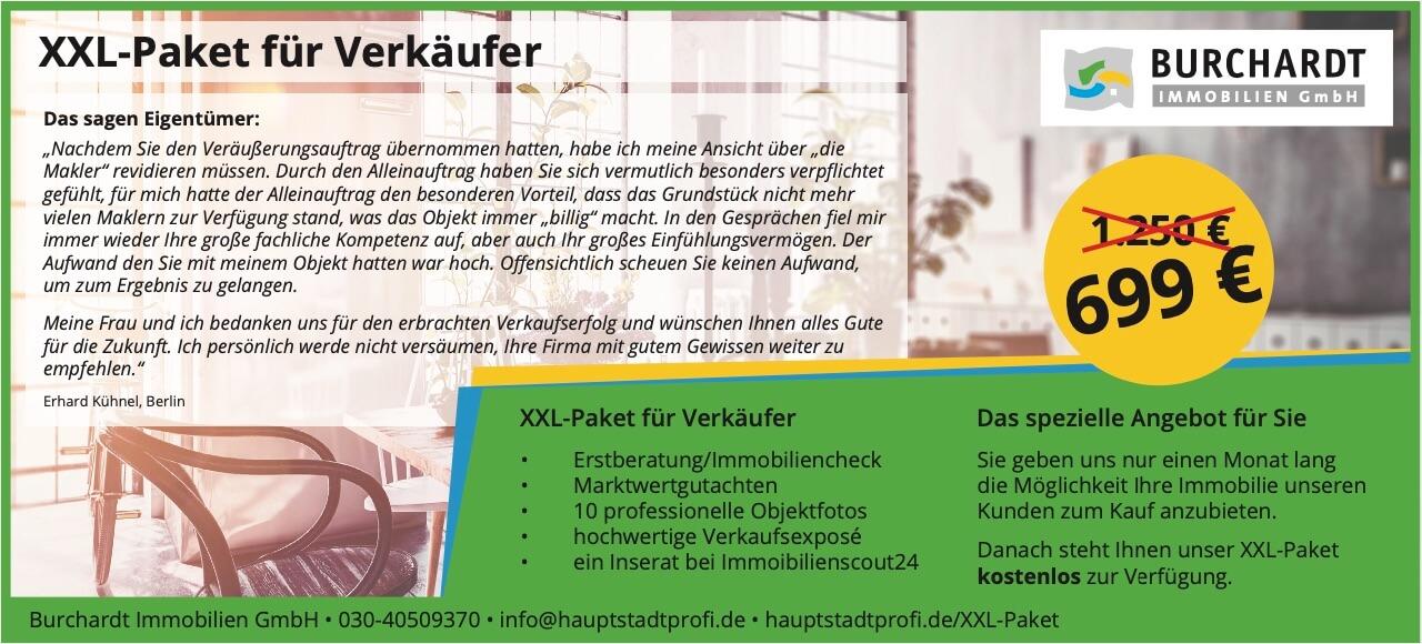 XXL-Paket für Verkäufer