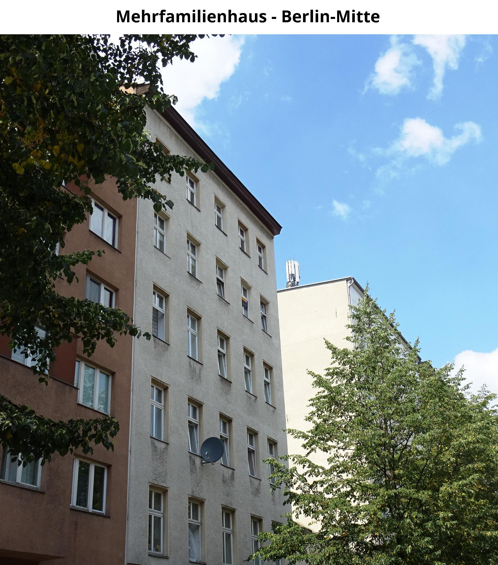 Referenz MFH Berlin-Mitte