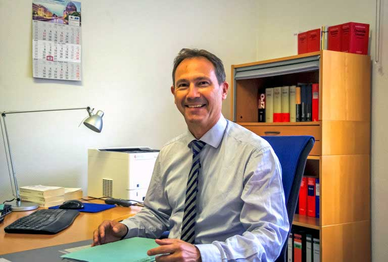 Rechtsanwalt Armin Fuest
